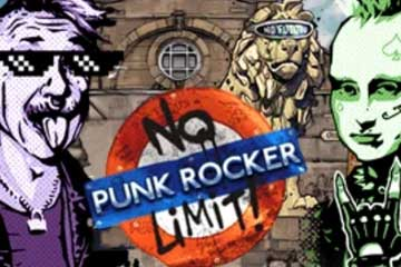 Punk Rocker slot free play demo
