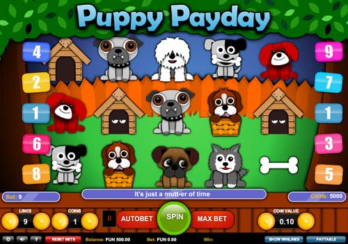 Cash Puppy Slot Machine Online ᐈ Saucify™ Casino Slots