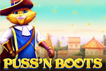 Pussn Boots logo