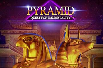 Pyramid: Quest for Immortality - Rizk Casino