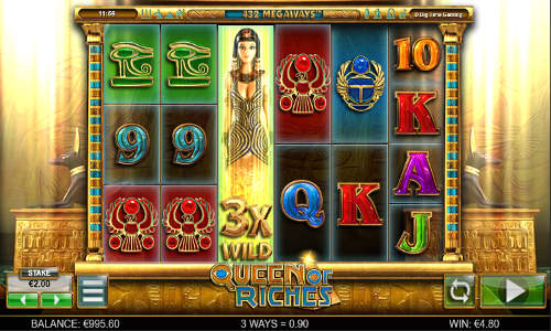 Elizabeth White Queen Slot - Play Now for Free or Real Money