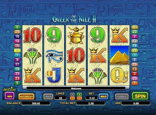 Queen of the Nile 2 screenshot