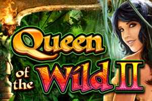 Queen of the Wild II slot