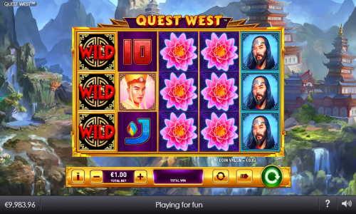 Quest West slot