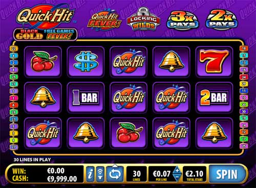 casino games list