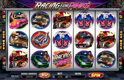 Racing For Pinks slot