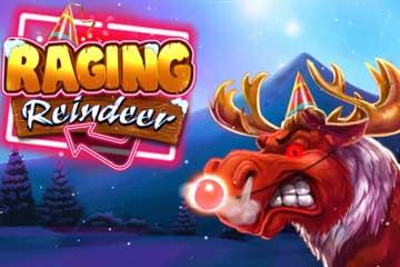 Raging Reindeer slot free play demo