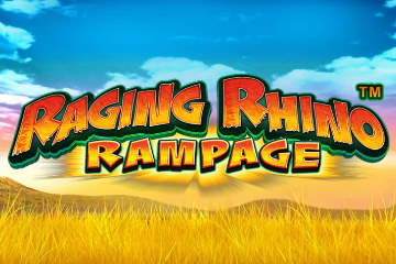 Raging Rhino Rampage slot free play demo