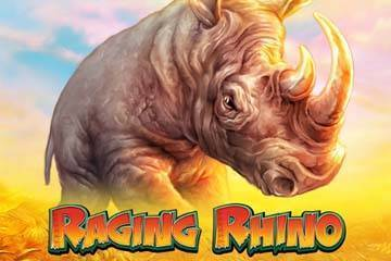 Raging Rhino slot free play demo