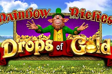 Rainbow Riches Drops of Gold slot