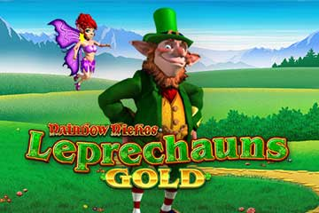 Rainbow Riches Leprechauns Gold slot free play demo