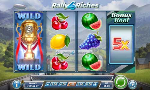 rally 4 riches slot overview and summary