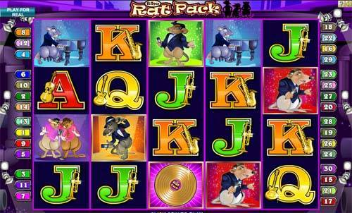 The Rat Pack Online Slot - Microgaming - Rizk Online Casino Sverige