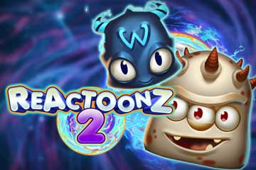 Reactoonz 2 slot free play demo