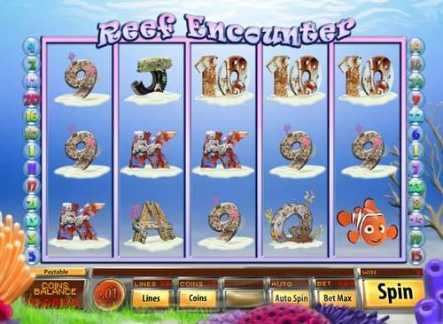 Reef Encounter slot free play demo