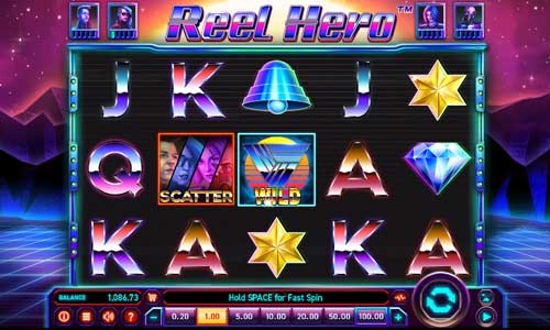 Reel Hero slot