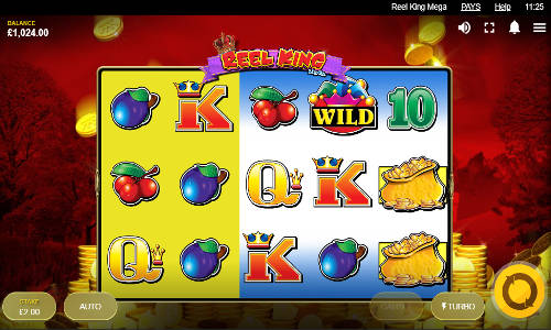 reel king mega slot overview and summary