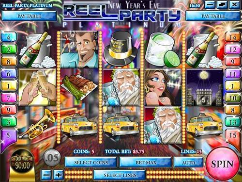 Reel Party Platinum slot free play demo