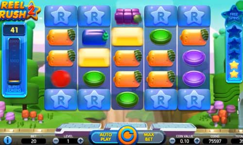 Reel Rush 2 slot