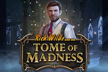 Tome of Madness slot free play demo
