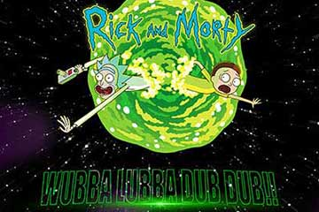 Rick and Morty Wubba Lubba Dub slot