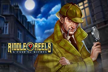 Riddle Reels A Case of Riches slot free play demo