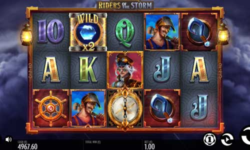riders of the storm best slots 2019
