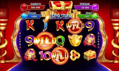 Rising Tiger slot