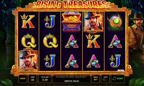 Rising Treasures slot