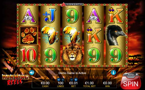 Rumble Rumble™ Slot Machine Game to Play Free in Ainsworth Game Technologys Online Casinos