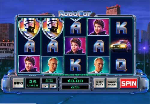 Robocop Slots Free Play & Real Money Casinos