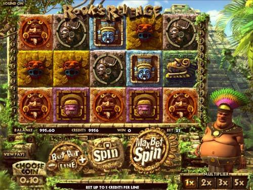 Rooks Revenge slot free play demo