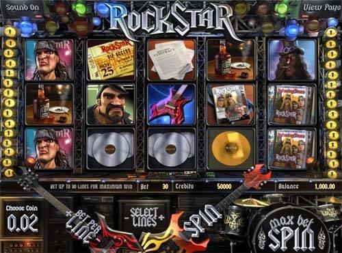 Rockstar slot