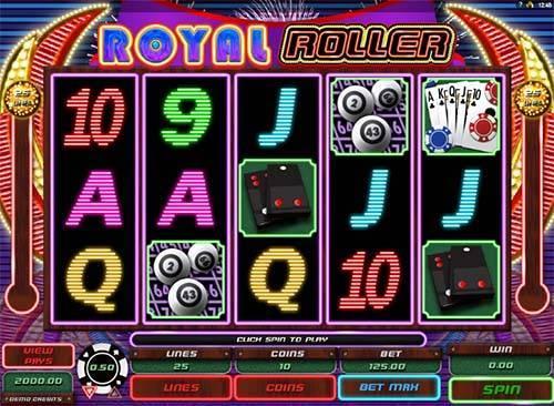 Royal Roller slot
