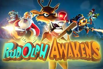 Rudolph Awakens slot
