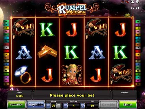 Rumpel Wildspins slot free play demo