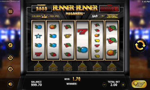 Runner Runner Megaways slot