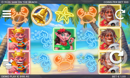 Electric Sam Online Slots for Real Money - Rizk Casino