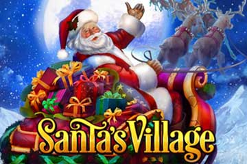 Santas Village slot free play demo