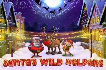 Santas Wild Helpers slot free play demo