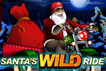 Santas Wild Ride slot free play demo