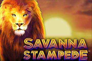 Savanna Stampede slot free play demo