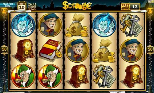 Scrooge slot free play demo