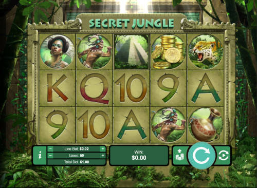 Secret Jungle slot