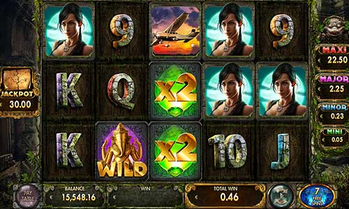 secrets of the temple slot overview and summary