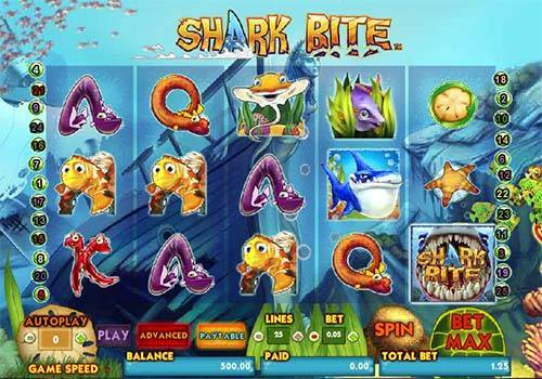 Shark Bite slot