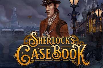 Sherlocks Casebook slot free play demo
