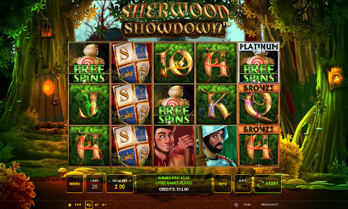 Sherwood Showdown slot