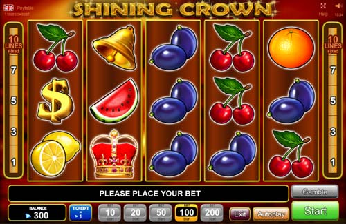 Shining Crown Slots