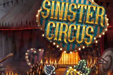 Sinister Circus slot free play demo